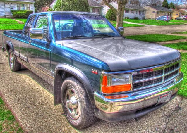 pickup dodge 1995 dakota