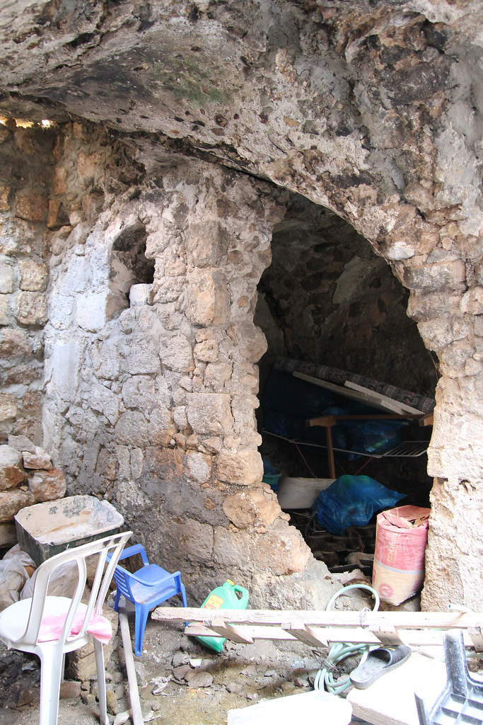 Unfinished Section of Nihad Dabeet's Home