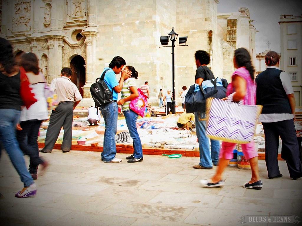 Ave Maria - Oaxaca, Mexico