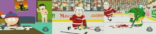 South Park - Stanley's Cup