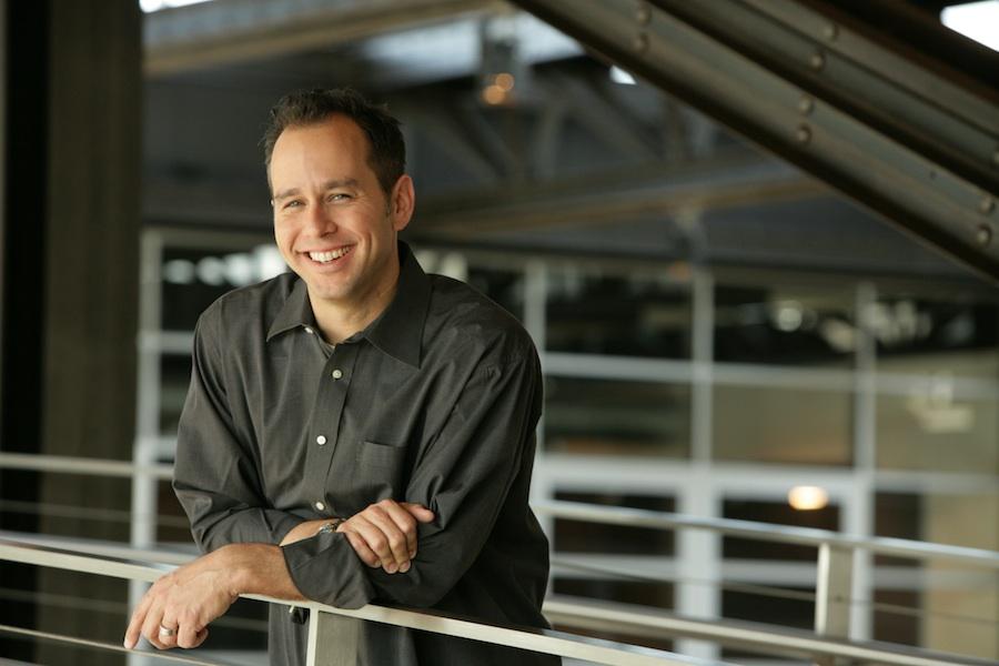 Oscar-nominated Producer Jonas Rivera