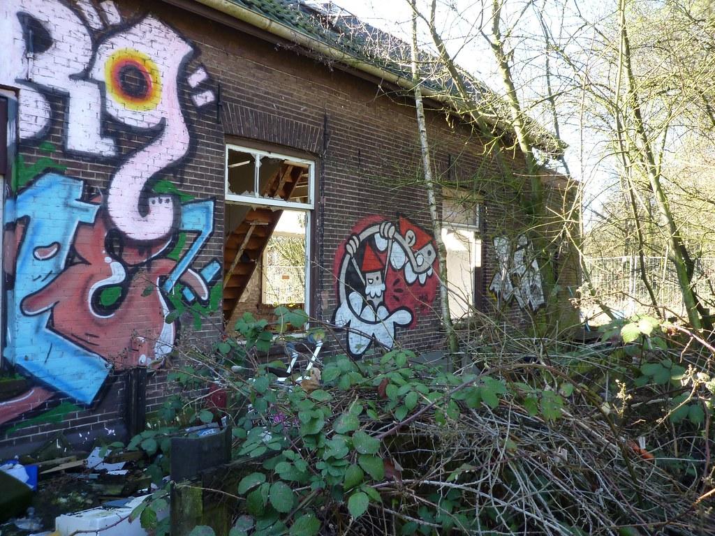 Graffiti wall utrecht - Graffiti Utrecht Kbtr Oerendhard1 Tags Urban Streetart Art Netherlands Wall Painting Graffiti