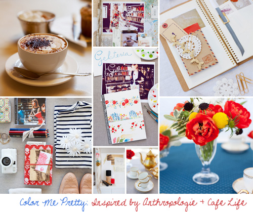 Anthropologie + Travel Inspired