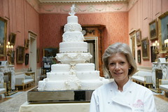 The Royal Wedding Cake