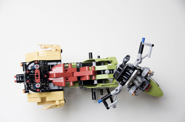 TT1000G (Lego): vista general (5)