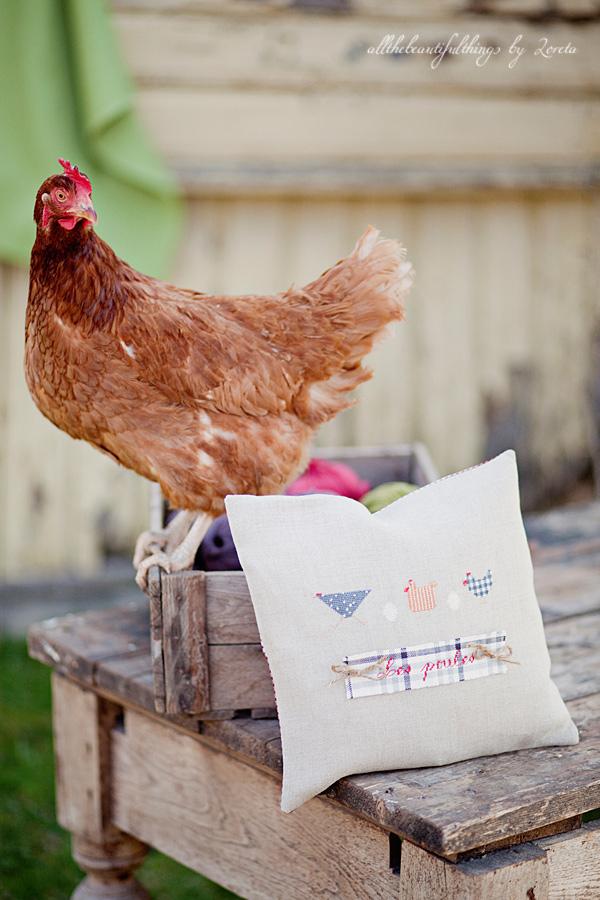 Les poules (Emma R.)