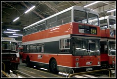 As Good As New. (Zippy's Revenge) Tags: bus manchester garage transport depot leyland refurb queensroad refurbished greatermanchester 4760 atlantean gmbuses northerncounties gmn ncme an68 gmbusesnorth an68d1r a760nna