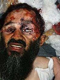 BREAKING Image Of Dead Usama Bin Laden?
