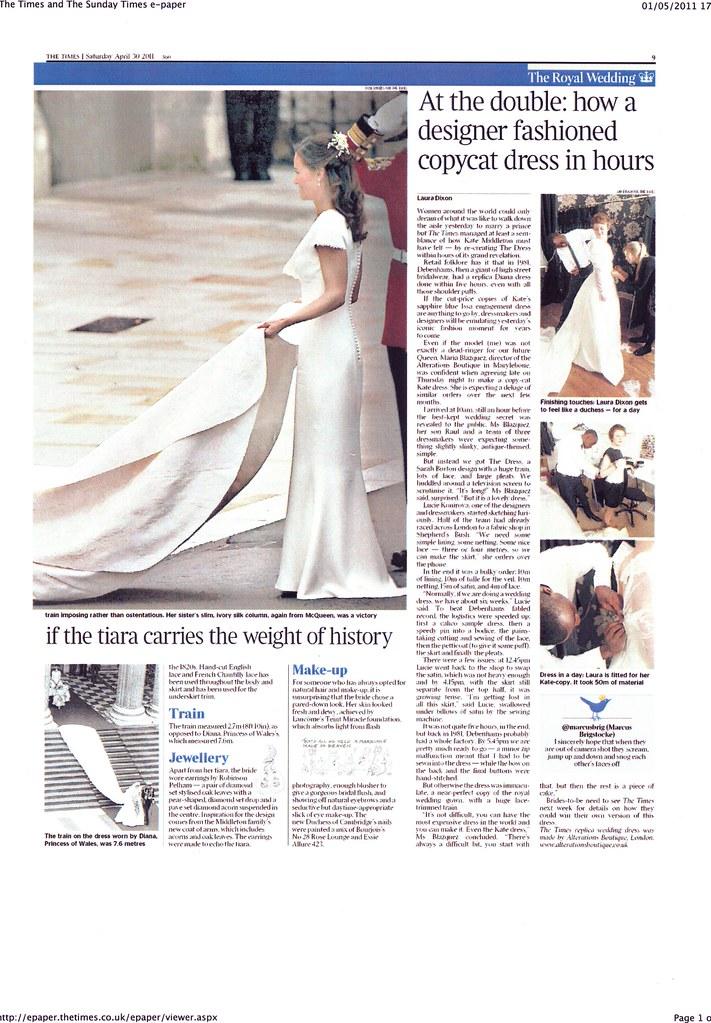 Wedding Dress Alterations Bridal Dress Alterations London