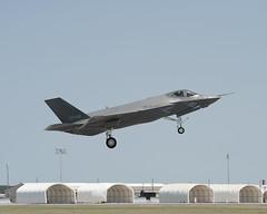 First flight of F-35, CF-2 (Lockheed Martin) Tags: fighter aircraft stealth lockheed jsf f35 lockheedmartin cf2 f35c