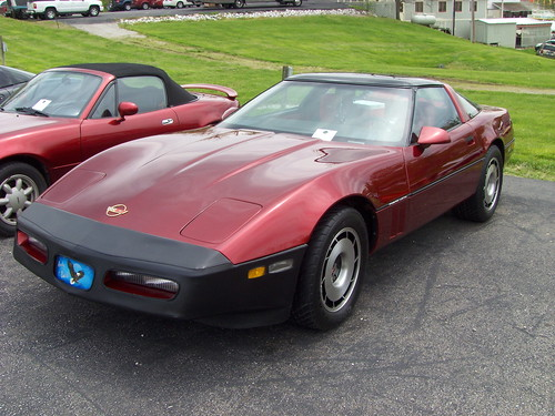 1984 Chevy Corvette