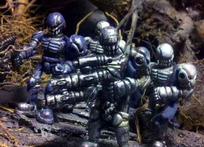 Callgrim custom Corps