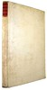 Binding and spine of Avenzohar: Liber Teisir, sive Rectificatio medicationis et regiminis