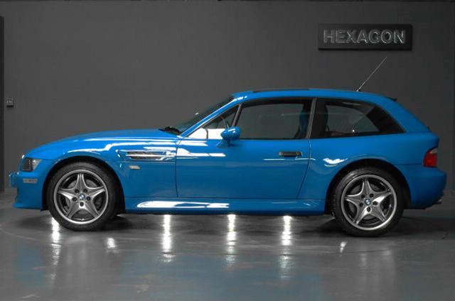 S54b32 M Coupe Laguna Seca Blue Laguna Seca Blue Black