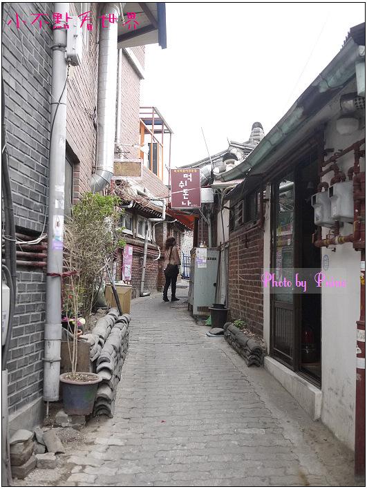 三清洞巷子內的起司年糕火鍋 (2).jpg