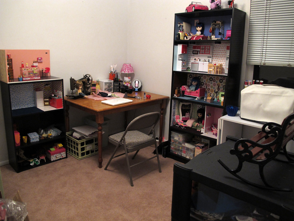 New Luxie Lou studio!