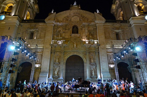 Symphony Rehearsal - Lima, Peru