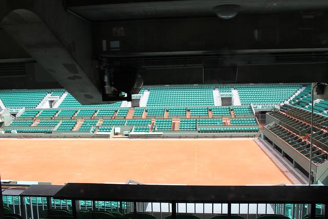 Roland Garros - Court Philippe Chatrier