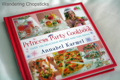 Princess Party Cookbook by Annabel Karmel & Giveaway 1
