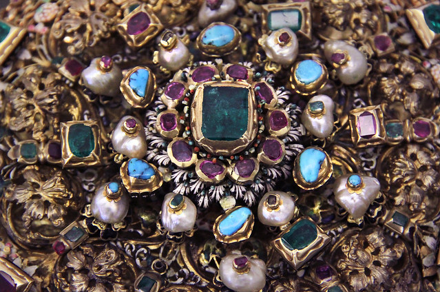 Detail - Hungarian, 17th century, Jewellery