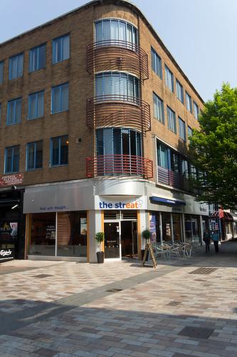 Belfast City - The Streat (restaurant)