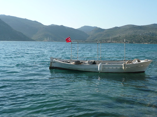 Boats in Bozburun
