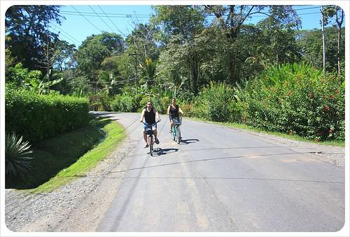 Puerto Viejo cycling