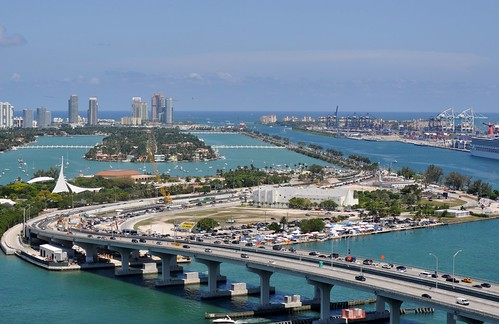 McArthur Causeway Traffic Congestion | Flickr - Photo Sharing!