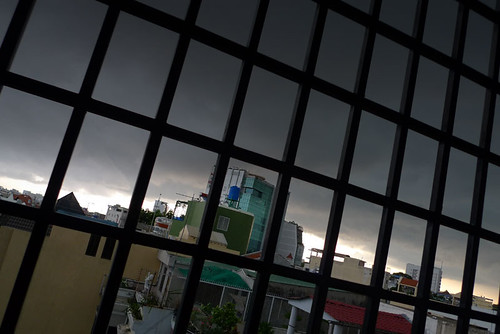 Stormy Saigon