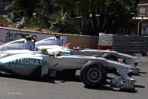 monaco f1 2011. 2011 Monaco Grand Prix -