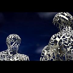 MIRЯOЯ (Mr sAg) Tags: sculpture art mirror body spiegel yorkshire letters exhibition characters alphabet facetoface sag ysp yorkshiresculpturepark plensa jaume jaumeplensa westbretton speculum simonharrison mrsag mirяoя