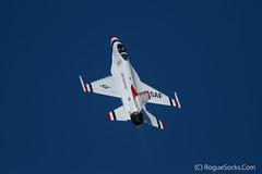 USAF-Thunderbirds-flying-F16-Nellis-AFB-Nevada-018.jpg (RogueSocks) Tags: 2009 afb airforcebase aircraft aviationnation aviationnation2009 f16falcon f16thunderbirds militaryaircraft nellis nellisafb nellisairforcebase nevada thunderbirds usaf usafthunderbirds demonstrationteam f16 northlasvegas usa