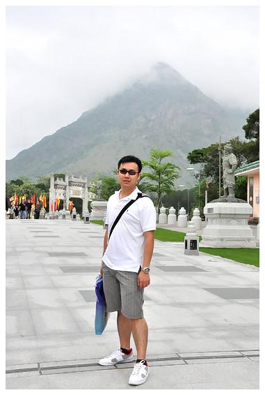 Hong Kong Trip Day 2: Ngong Ping Village and Tian Tan Buddha Statue