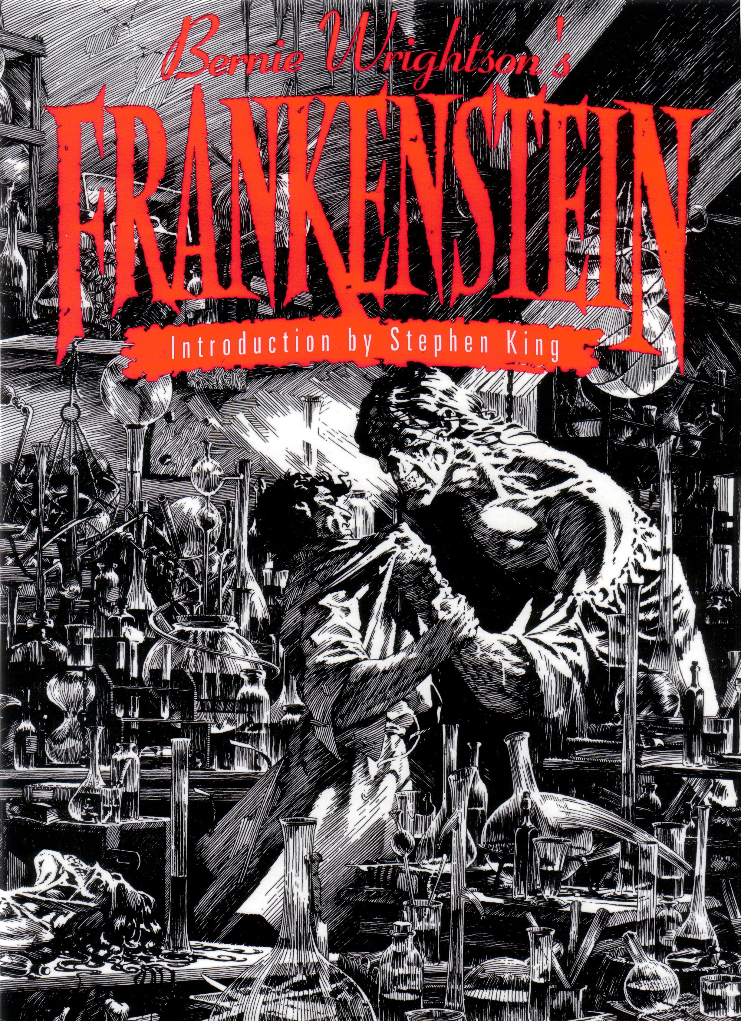 Bernie Wrightson - Frankenstein