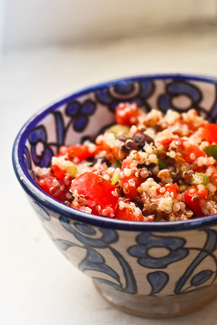 quinoa black bean salad (1 of 1)