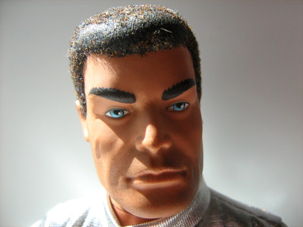 New Style Action Man With Silver Suit - 2 of 2