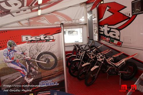 Campeonato Europa Trial Pobladura de las Regueras 2011