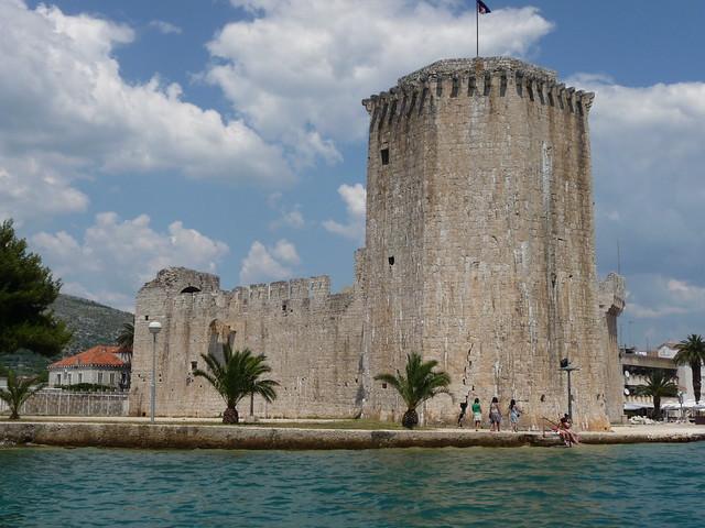 Tower of Kamerlengo fortress, Trogir