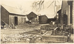 After the Flood, 1913. Smith Home.