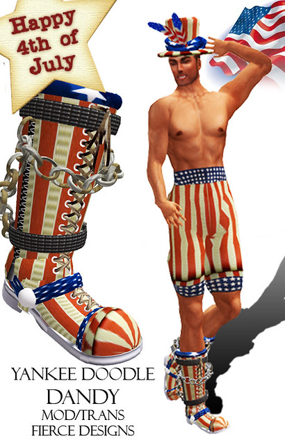Yankee Doodle Dandy male