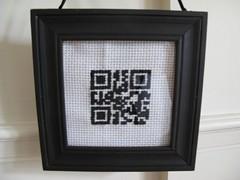 Thing 2's QR code