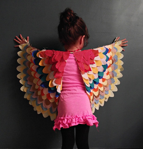 DIY wings / MyOwlBarn