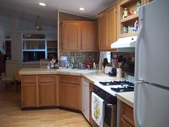 Kitchen (SunshineRanchRentals) Tags: show vacation arizona white mountains low rental az