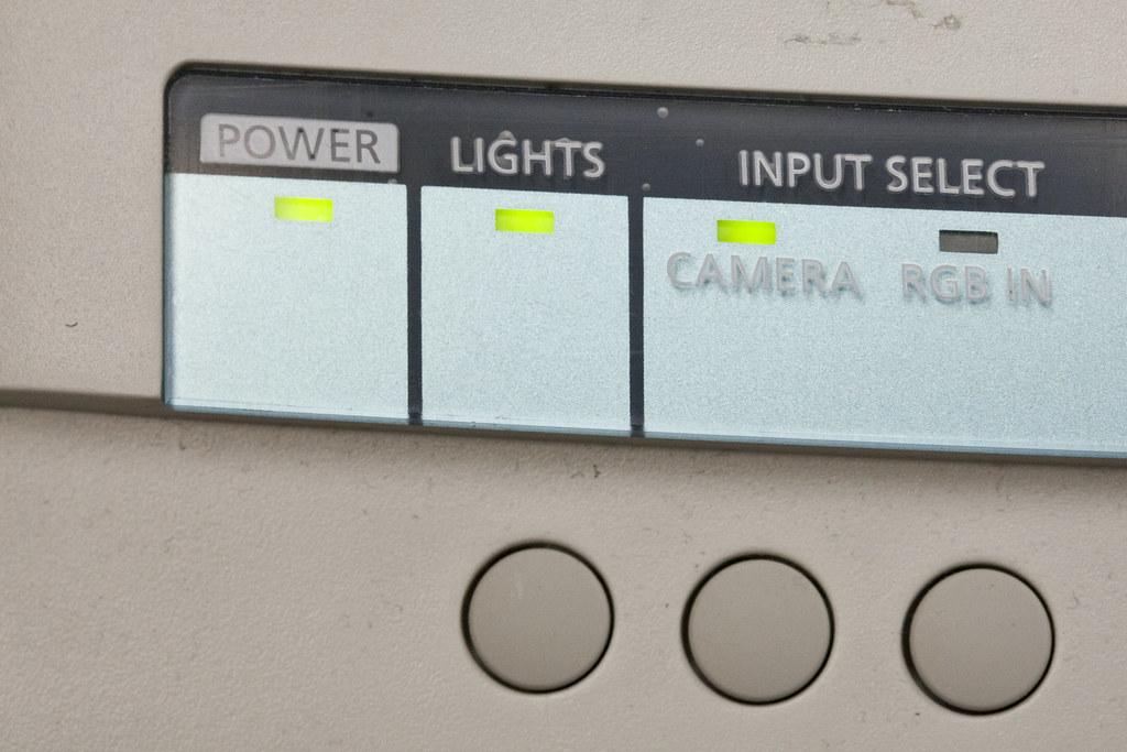 Canon Document Camera