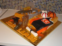 Carpenter and Sport's Theme Cake (CreatEve Cake Designs) Tags: monkey yankees cooler ny nyyankees presidentebeer cervezapresidente sugar bottle sugarbottle beerbottle wonder pets wonderpets spongebob bizcocho dominicano dominican nemo cubes spiider easter halloween winter fall summer spring flowers valentines hearts monkeys animals sports basketball baseball construction brobee foofa plex muno toodee yogabbagabba evelyn hicks cake baby shower fondant christening env touch envtouch verizon lg cellphone phone cell headphones head phones createvecakedesigns strawberry shortcake