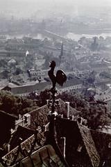 cca 1942 Prague (beranekp) Tags: old history czech prague alt religion iglesia prag praha chiesa igreja 1942 glise historie  stvt   sttom