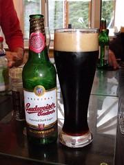 52 beers 3 - 44, Budweiser, Budvar Dark Lager (Tmavý Ležák), Czech Republic