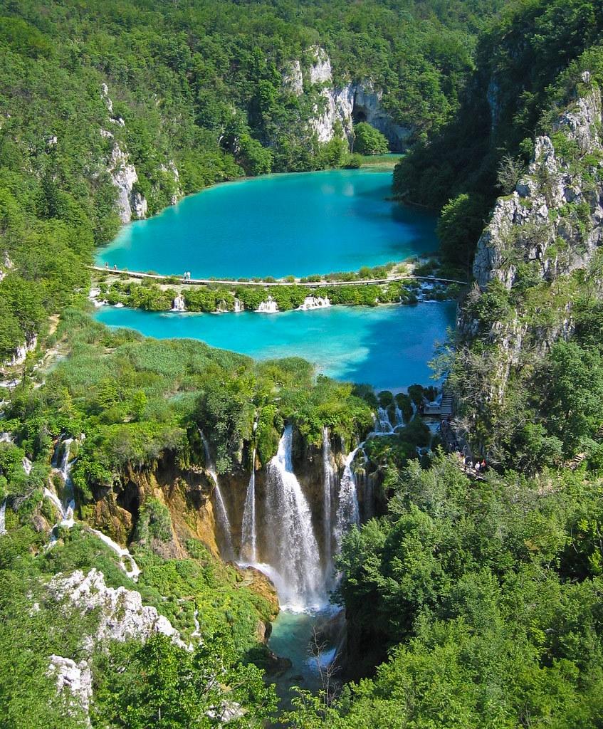 plitvicka jezera/plitvice lakes cruising is made for