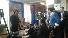 Joe Kaufman on 105.9 FM. WMAL. 630 AM