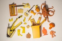 Orangeyellow (Shelf-Warmer) Tags: toy toys photography miniatures 3a artsy pokemon accessories organized threea lalaloopsy
